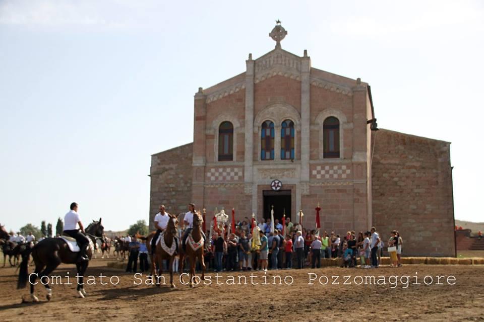 Sagra di San Costantino - A Pozzomaggiore il 6 e 7 luglio 2018