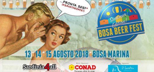 Bosa Beer Fest Summer Edition 2018 - Dal 13 al 15 agosto