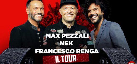 """""""MAX NEK RENGA, il tour"""" - Il concerto a Cagliari il 27 luglio 2018"""