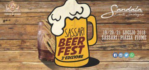 Sassari Beer Fest 2018 - Dal 19 al 21 luglio