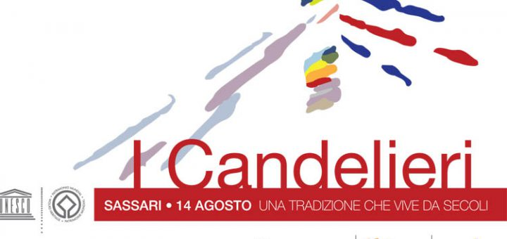 La Discesa dei Candelieri - A Sassari il 14 agosto 2018