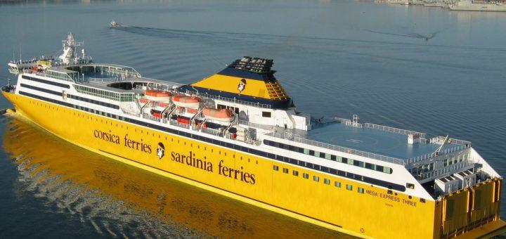 Il viaggio con la Mega Express 3 di Sardinia Ferries!