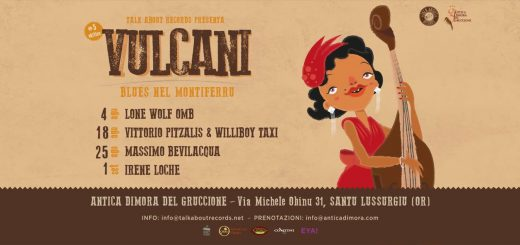 Vulcani - Blues nel Montiferru 2018