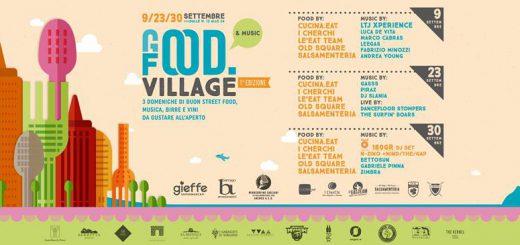 Good Village - A Cagliari il 9, 23 e 30 settembre 2018