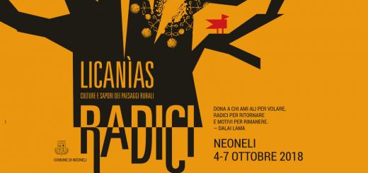 Licanìas - Dal 4 al 7 ottobre a Neoneli