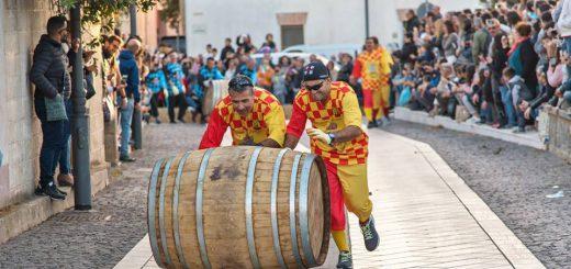 2^ edizione Palio delle Botti a Vallermosa - 20 e 21 ottobre 2018