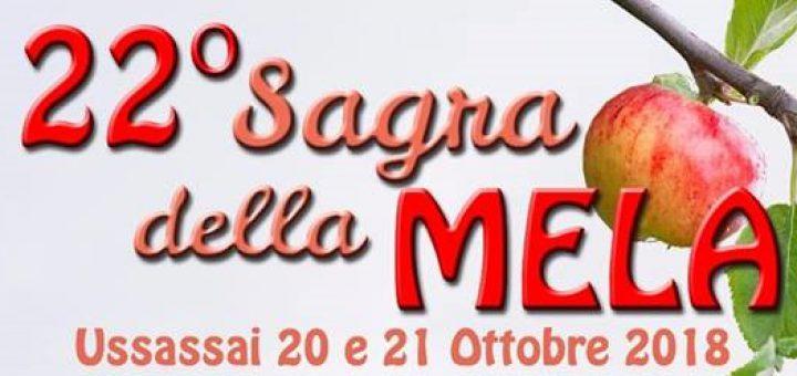 Sagra della Mela 2018 a Ussassai - 20 e 21 ottobre