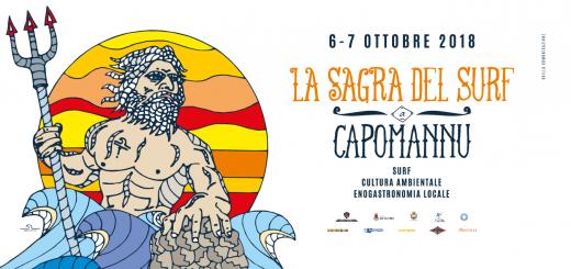 2^ edizione Sagra del Surf di Capomannu - 6 e 7 ottobre 2018
