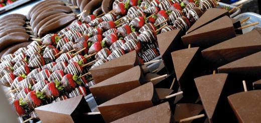 Casteddu Chocolate 2018: a Cagliari dal 7 al 9 dicembre