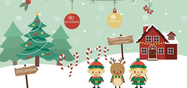 Christmas Garden 2018 a Dolianova
