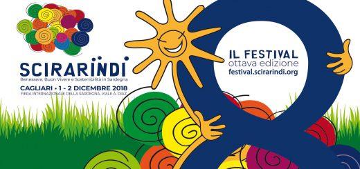 Scirarindi 2018: Sabato 1 e domenica 2 dicembre a Cagliari