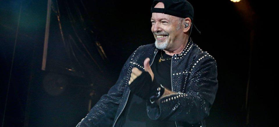 Vasco Rossi torna a cantare in Sardegna