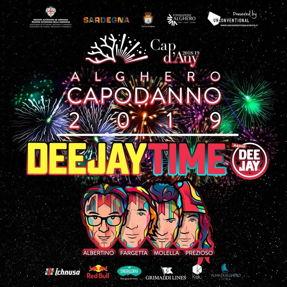 Deejay Time Reunion ad Alghero