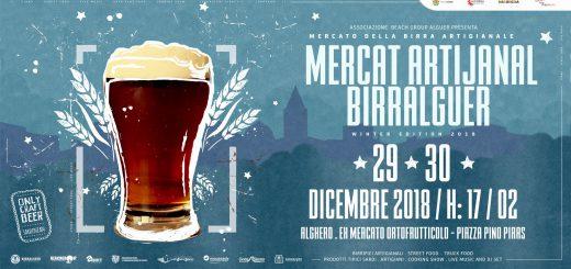 Birralguer Winter Edition 2018 - 29 e 30 dicembre ad Alghero