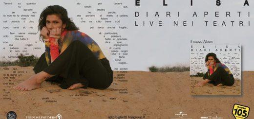 Elisa in concerto Cagliari - Sabato 18 maggio 2019