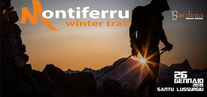 Montiferru Winter Trail 2019