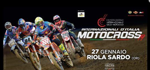 Internazionali d'Italia di Motocross 2019 a Riola Sardo: