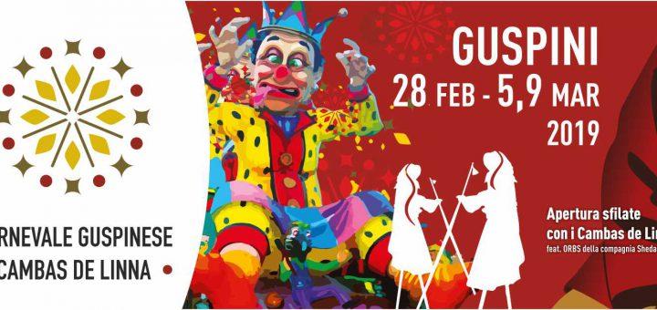 Carnevale Guspinese 2019: