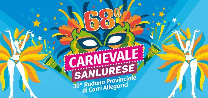 Carnevale Sanlurese 2019