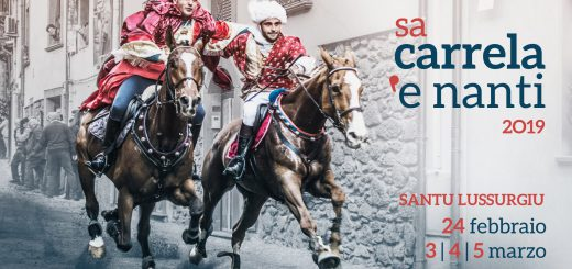 Sa carrela 'e nanti 2019 - A Santu Lussurgiu