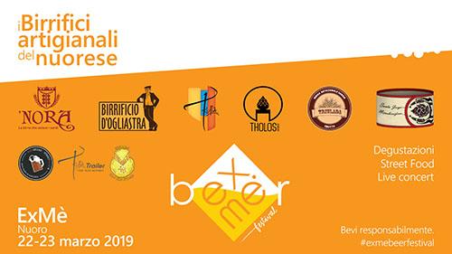 ExMè Beer Festival 2019