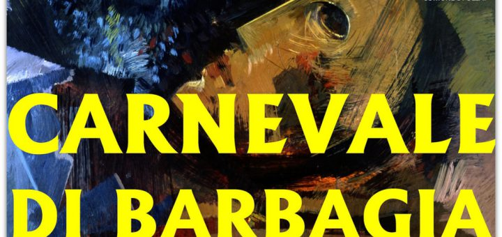 Carnevale in Barbagia 2019 a Olzai