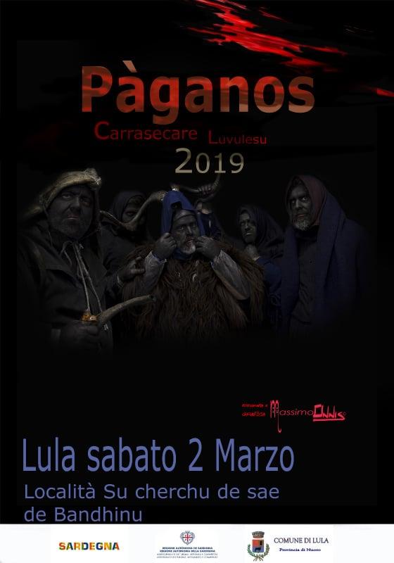 Pàganos – Carrasecare Luvulesu 2019