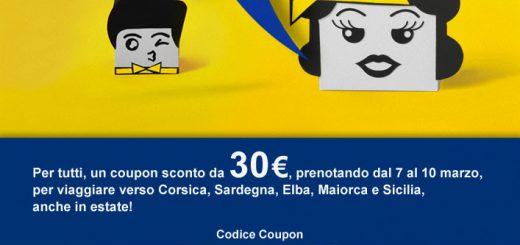 Sardinia Ferries: Festa della Donna, regalo per tutti!