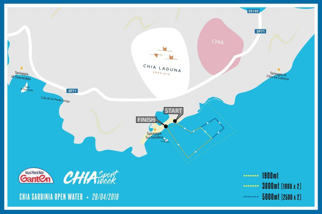 Ganten Chia Sardinia Open Water Swim