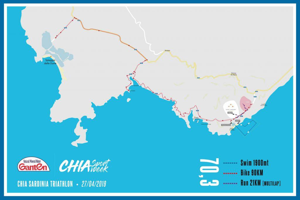 Ganten Chia Triathlon