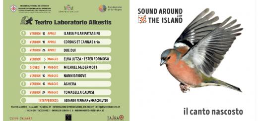 """""""Sound Around the Island"""": a Cagliari dal 12 aprile al 24 maggio 2019"""