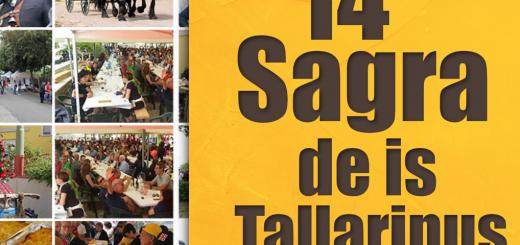 Sagra de Is Tallarinus 2019 a Nuragus: domenica 19 maggio