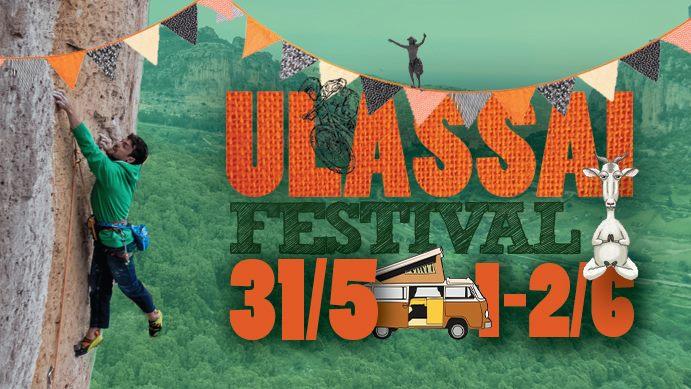 Ulassai Festival 2019 - Dal 31 maggio al 2 giugno