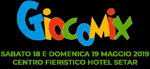 Giocomix 2019: 18 e 19 maggio a Quartu Sant'Elena