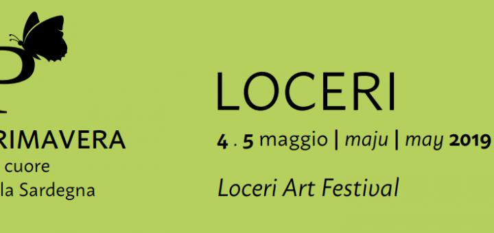 Primavera nel cuore della Sardegna 2019 a Loceri