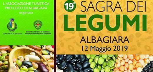 Sagra dei Legumi 2019 ad Albagiara: domenica 12 maggio