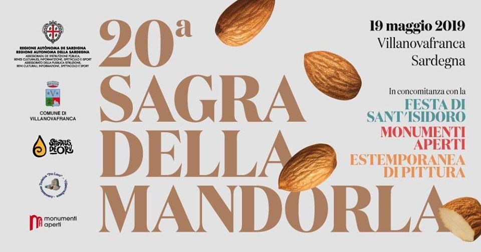 Sagra della Mandorla 2019 a Villanovafranca