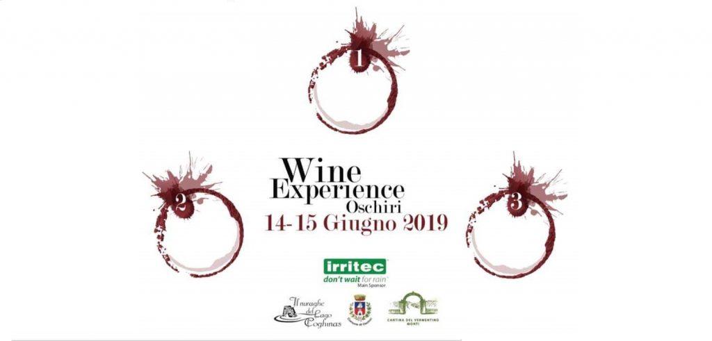 Oschiri Wine Experience 2019