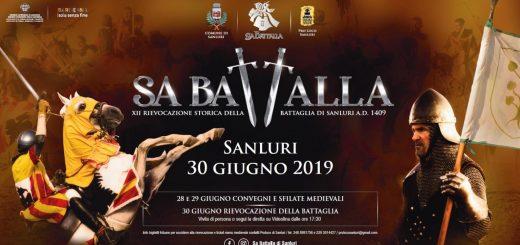 Sa Battalla 2019 a Sanluri: dal 28 al 30 giugno