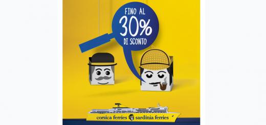 Traghetto per la Sardegna: fino al 30% di sconto con Sardinia Ferries