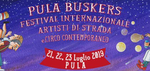Pula Buskers Festival 2019