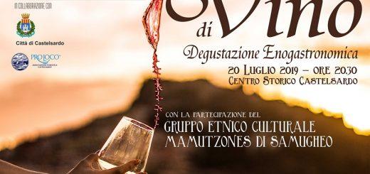Castelsardo DiVino 2019 - Sabato 20 luglio a Castelsardo