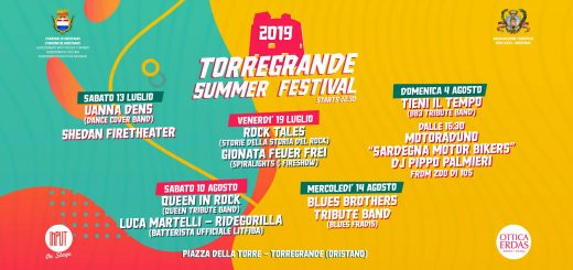 Torregrande Summer Festival 2019