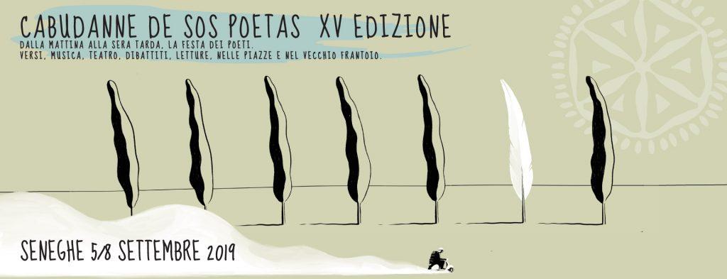 Cabudanne de sos poetas 2019 - Dal 5 all'8 settembre a Seneghe