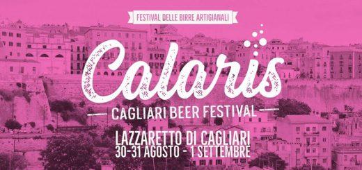 Calaris Cagliari Beer Festival 2019: dal 30 agosto al 1 settembre