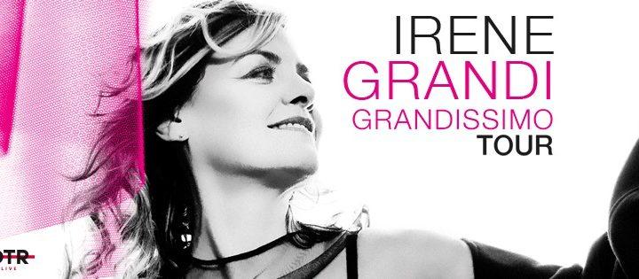 Irene Grandi in concerto a Bortigali - Giovedì 22 agosto 2019