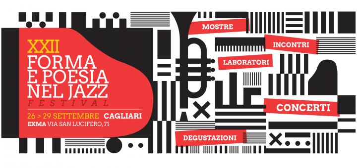 Festival Forma e Poesia nel Jazz 2019 - A Cagliari al 26 al 29 settembre