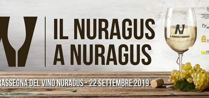 Il Nuragus a Nuragus: domenica 22 settembre 2019