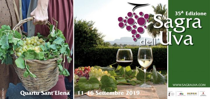Sagra dell'Uva 2019 a Quartu Sant'Elena