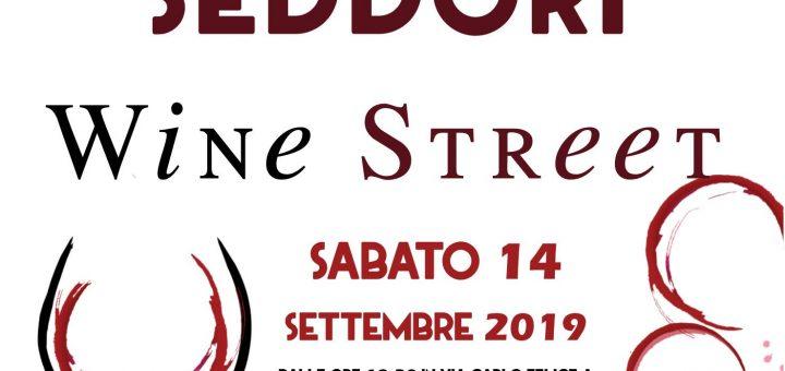 Seddori Wine Street 2019
